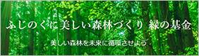 ふじのくに美しい森林づくり 緑の基金